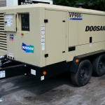Doosan VP900e Electric Air Compressor