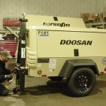 Portable Equipment Winter Maintenance