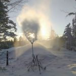 A Different Kind of Snowmaking
