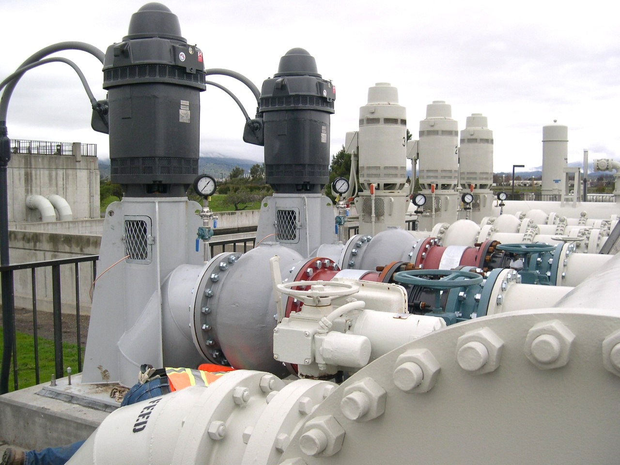 Cascade Pumps, Axial & Mixed Flow Pumps - Distributed by TDM